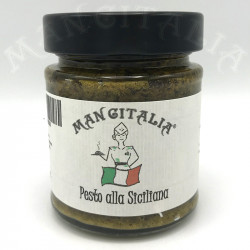 Pesto Alla Siciliana...