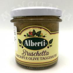 Bruschetta Carciofi E Olive...