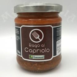Ragù Al Capriolo Toscanacci