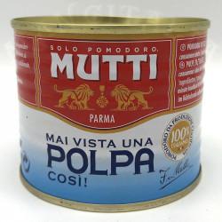 Polpa Mutti 210 Gr.