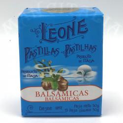 Pastillas Balsámicas Leone