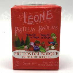 Pastillas Frutos Del Bosque...