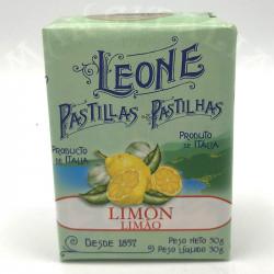 Pastillas Limón Leone