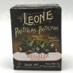 Pastillas Regaliz Leone