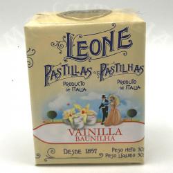 Pastillas Vainilla Leone