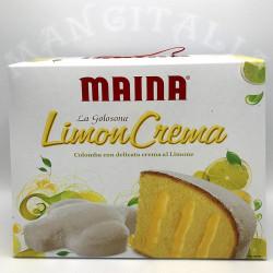 Colomba Limoncrema Maina