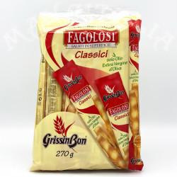 Grissini Fagolosi 270gr